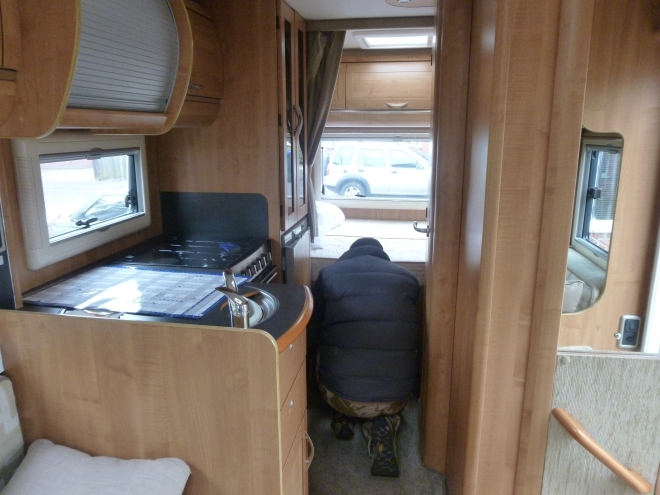 Loading thee Van March 16.JPG